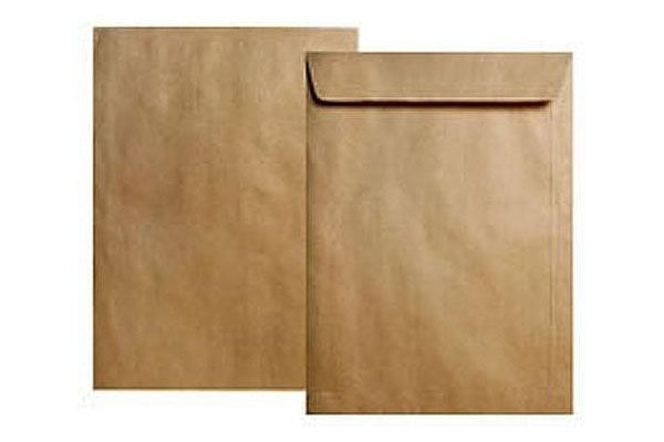 Envelope Saco Kraft Natural - 10BRESK2293241C